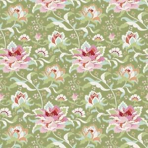 Tilda Circus Rose Green