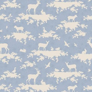 Tilda Forest Light Blue