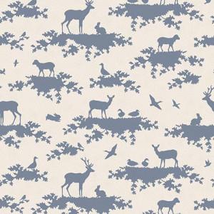 Tilda Forest Slate Blue