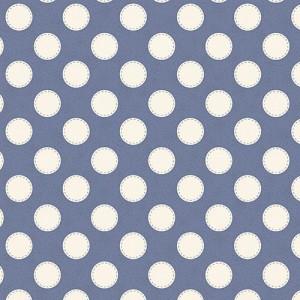 Tilda Sewn Spot Slate Blue