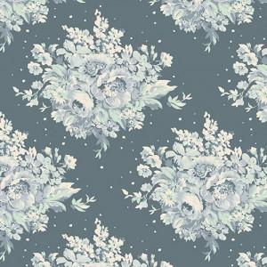 Tilda Summer Floral Blue