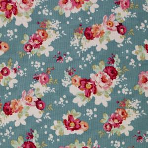 Tilda Flowercloud Teal