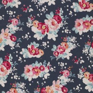 Tilda Flowercloud Dark Slate