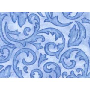 Ткань 22389-BLU1 из коллекции Abigail от Red Rooster Fabrics