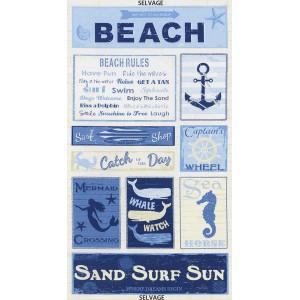Купон Sand Surf Sun Beach, Timeless Treasures