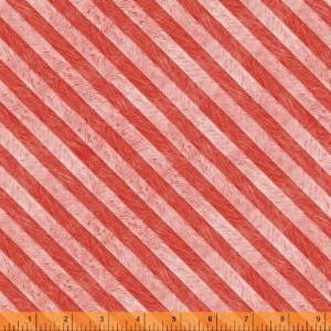 Ткань Red Chalk Stripes Chalkboard Christmas, Windham Fabrics