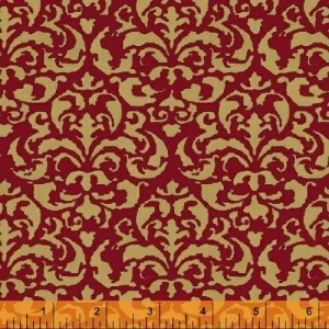Ткань Damask Country Kitchen Windham Fabrics