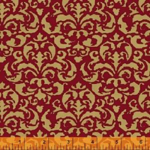 Ткань Damask Country Kitchen Windham Fabrics