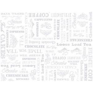 """Ткань """"Текст на светлом"""" из коллекции Afternoon Delight Quilting Treasures"""