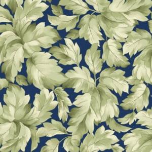"Ткань Lush Leaves  из коллекции ""Gentle Breeze"" от Maywood"