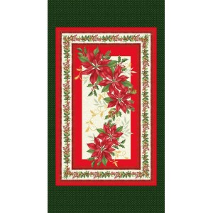 Купон Holiday Blooms Marcus Fabrics