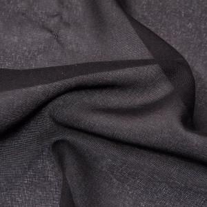 Дублерин эластичный клеевой чёрный 30г/м, 150см, Danelli