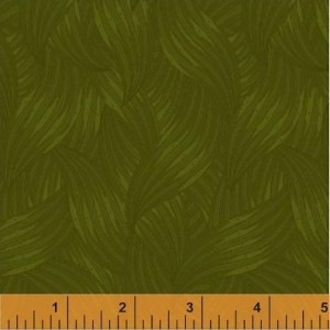 Ткань PRESENTS MARY'S BLENDERS Green, Windham Fabrics