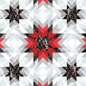Ткань 41593-2 STARLIGHT by Katia Hoffman Windham Fabrics